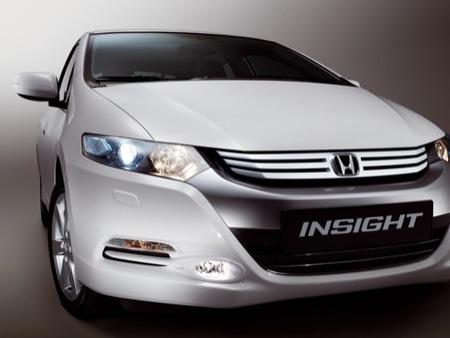 Honda Insight, desde 14.900 euros en Italia si achatarras un coche viejo