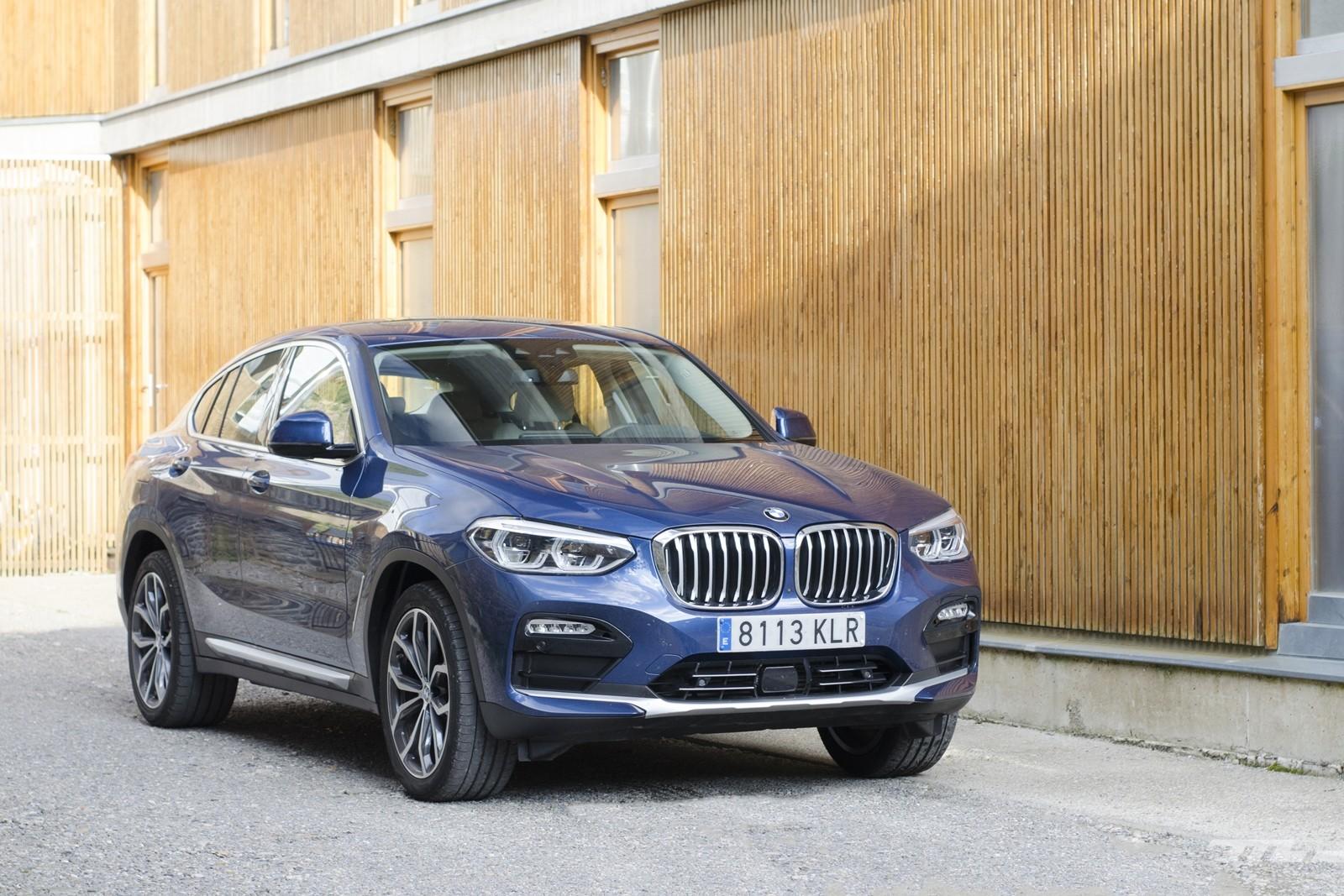 Foto de BMW X4 2018, prueba (32/65)