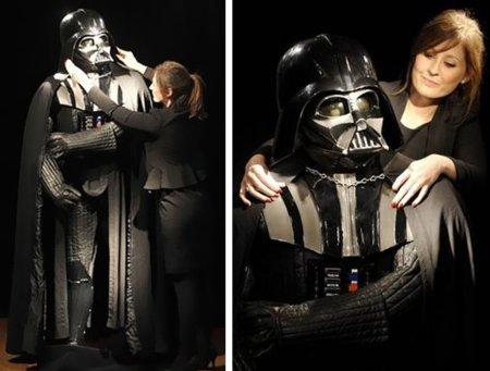 El disfraz original de Darth Vader a subasta