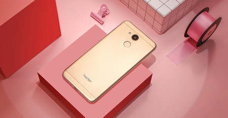 Honor V9 Gold