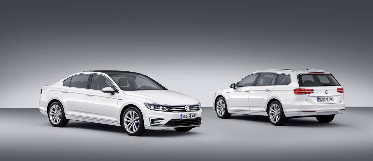 Foto de Volkswagen Passat GTE (1/8)