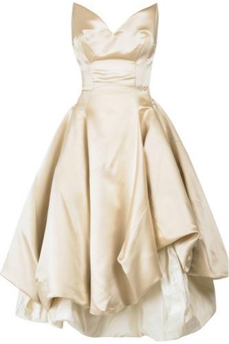 El vestido de novia de Carrie Bradshaw en Sexo en Nueva York II