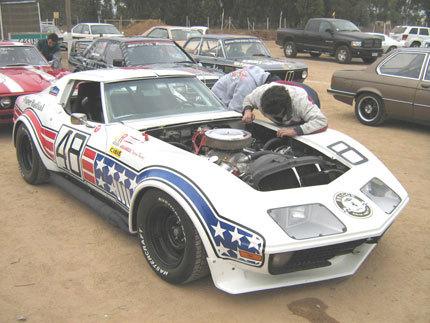 1970 Chevrolet Corvette IMSA #48