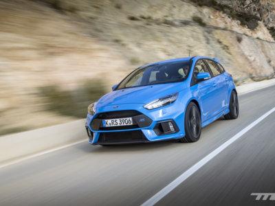Ford Focus RS 2016: al volante del deportivo que te hace parecer Ken Block