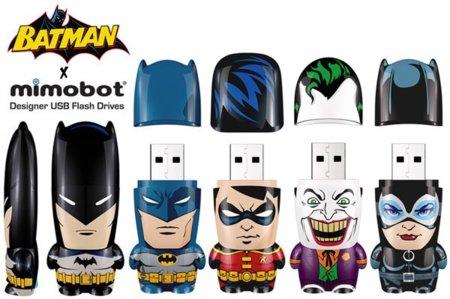 MimoBot presentó una edición especial de Batman