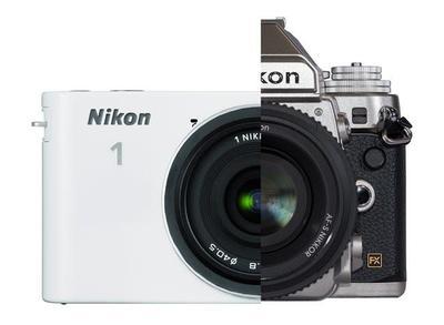Es cierto, Nikon está desarrollando una Full Frame sin espejo y un modelo de Formato Medio