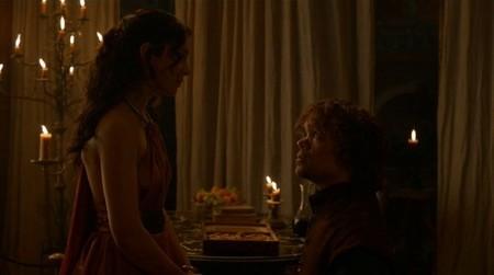 Shae y Tyrion