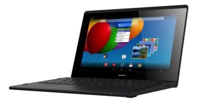 Archos ArcBook es un portátil Android por 160 euros, ¿reviviendo a los netbooks?