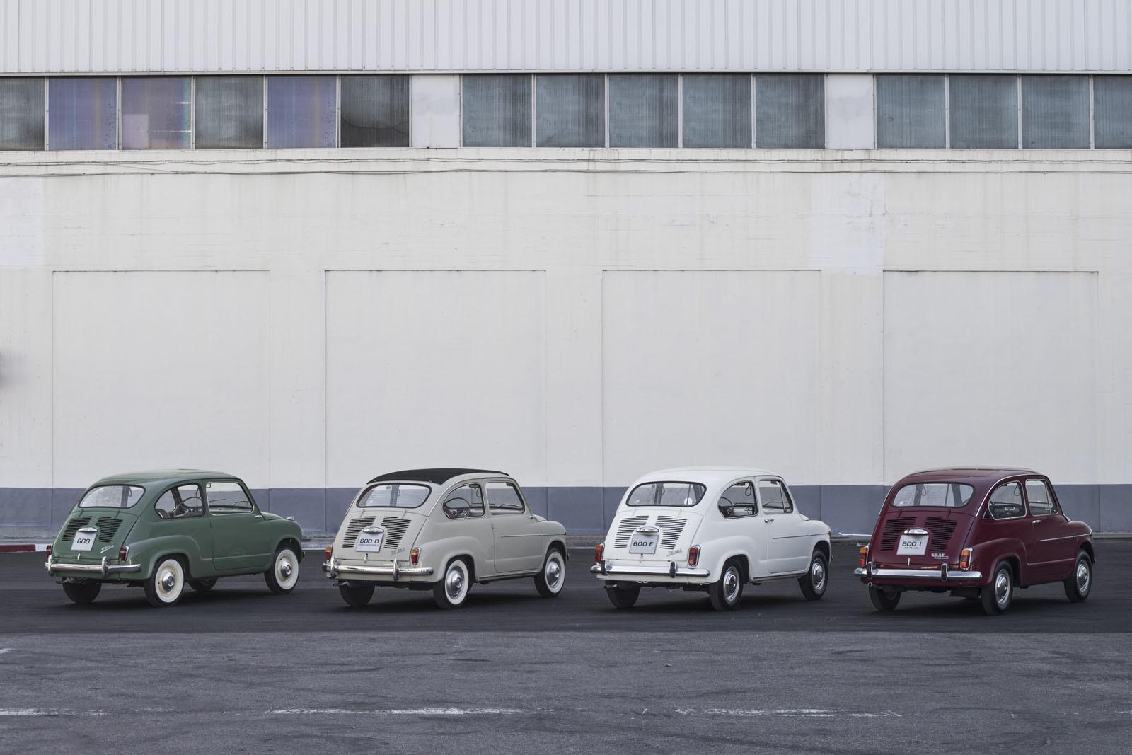 Foto de SEAT 600 (50 Aniversario) (7/64)