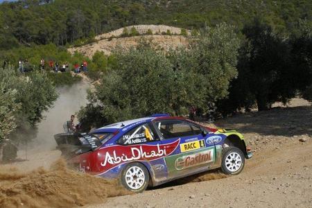 El Rally de Catalunya volverá a ser mixto y con más protagonismo de la tierra