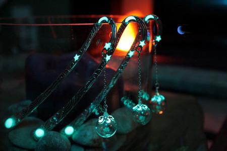 Estos marcapáginas iluminan tus libros igual que ellos iluminan nuestras vidas
