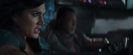 Cara Dune, interpretada por Gina Carano es Despedida de The Mandalorian