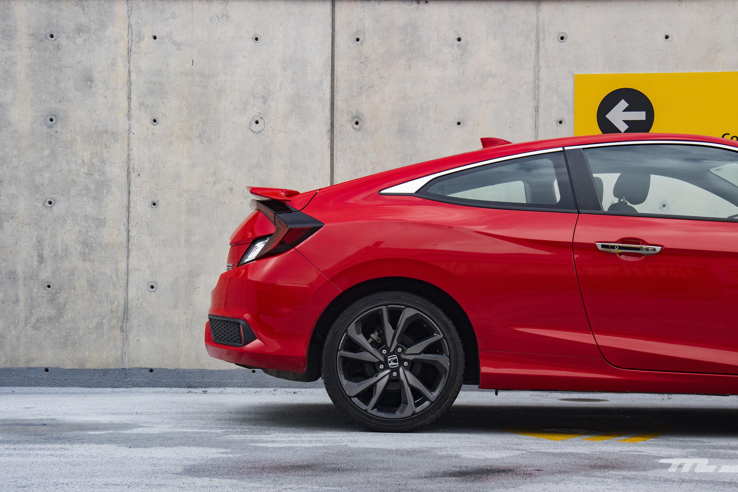 Foto de Honda Civic Coupé 2020 (35/70)