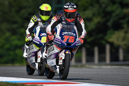 Arenas Brno Moto3 2020