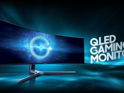 Samsung presenta tres enormes monitores de pantalla curva para tus mejores juegos