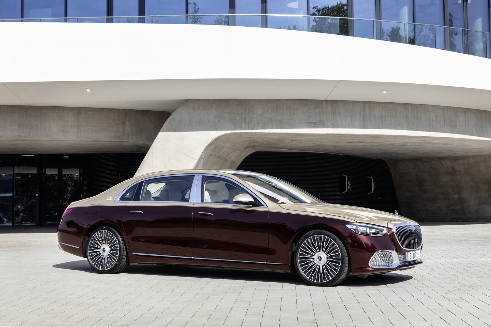 Foto de Mercedes-Maybach Clase S 2021 (19/43)