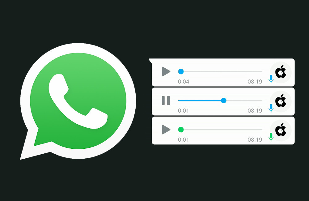 WhatsApp for Android-adds playback of voice notes in a row and will improve the PiP mode