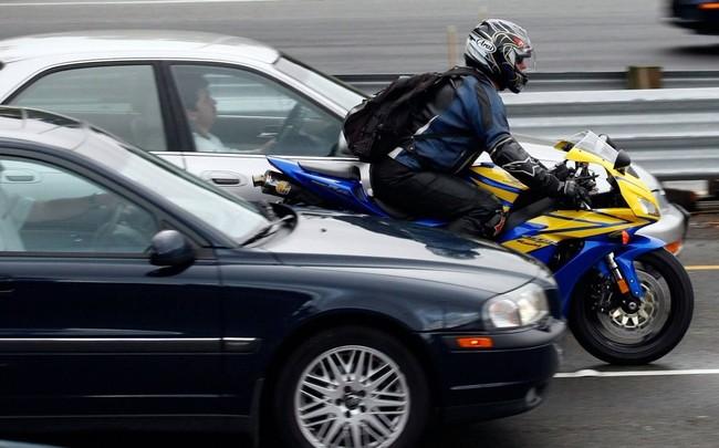 Motocicletas a verificación CDMX