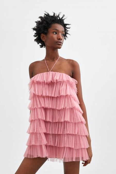 Zara Vestido Verano 2019 03