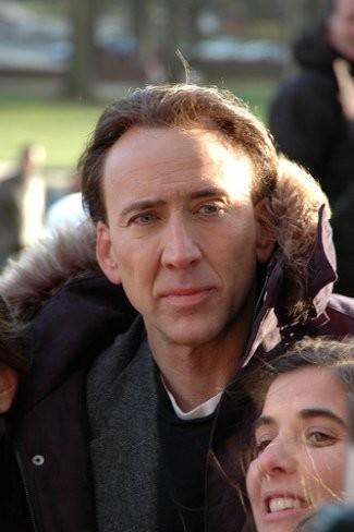 Nicolas Cage se cava su propia tumba
