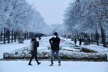 Madrid Nieve 4