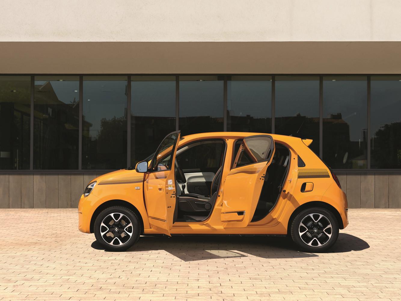 Foto de Renault Twingo 2019 (38/43)