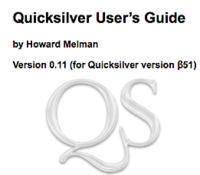 eBook gratuito sobre Quicksilver