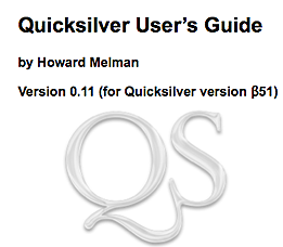 eBook gratuito sobre Quicksilver