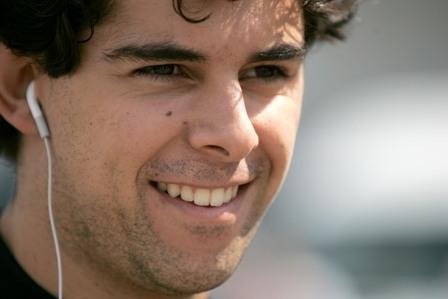 Adrián Vallés, ¿en la Fórmula 1 en 2009?