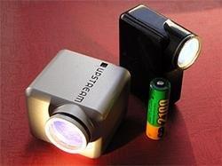 Proyector de vídeo en el móvil