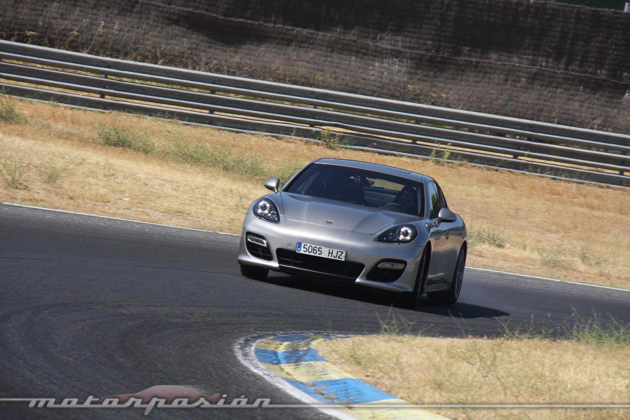 Foto de Porsche Panamera GTS (Prueba) (124/135)