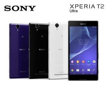 Sony Xperia T2 Ultra, conoce el nuevo phablet de Sony