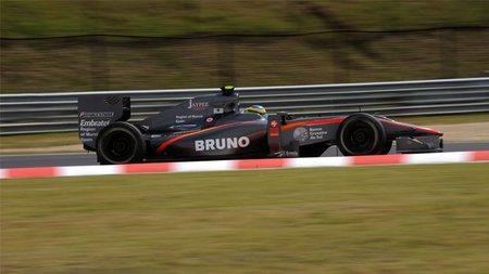 GP de Hungría de Fórmula 1: Complicada sesión de clasificación para Hispania Racing F1 Team