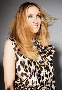 Sarah Jessica Parker en la revista Elle agosto 2007