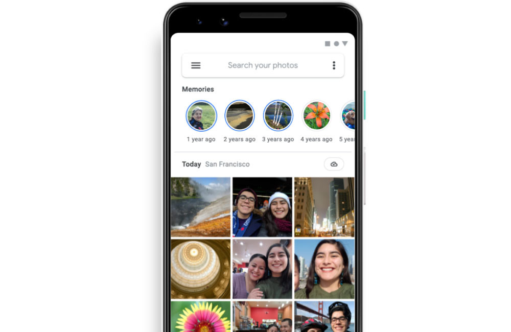 Google Photos launches