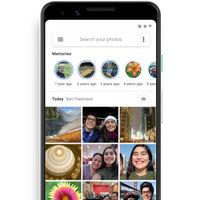 Google Fotos lanza 'Recuerdos': sus nuevas historias que te mostrarán las mejores fotos y vídeos de años anteriores