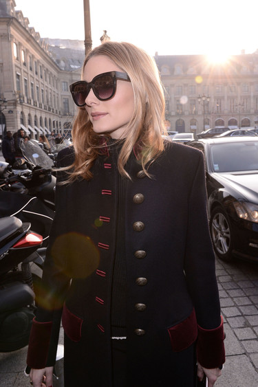 Los 5 looks de Olivia Palermo para pasar un invierno sin frío y con mucho estilo