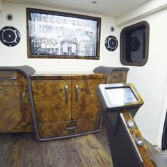 Foto 3 de 12 de la galería inkas-armored-g-63-amg-limusina en Motorpasión