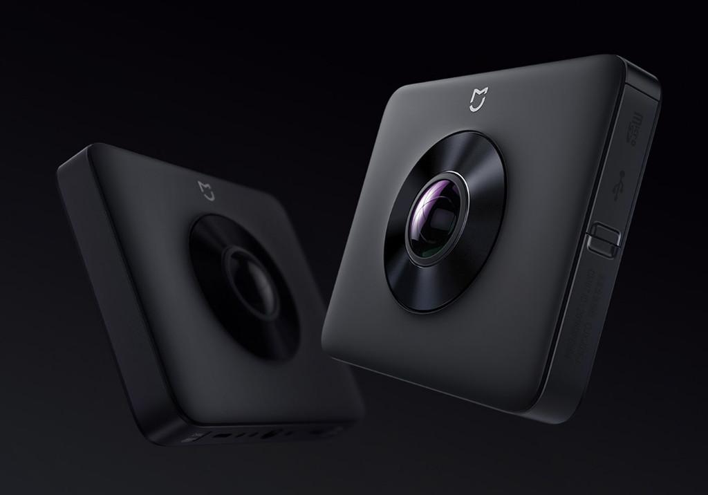 Xiaomi Mijia 360 Panoramic Camera Kit News