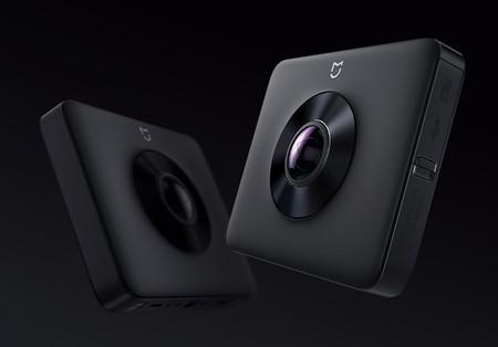 Xiaomi ya tiene una cámara para registrar contenidos en 360 grados: dos lentes mejor que una