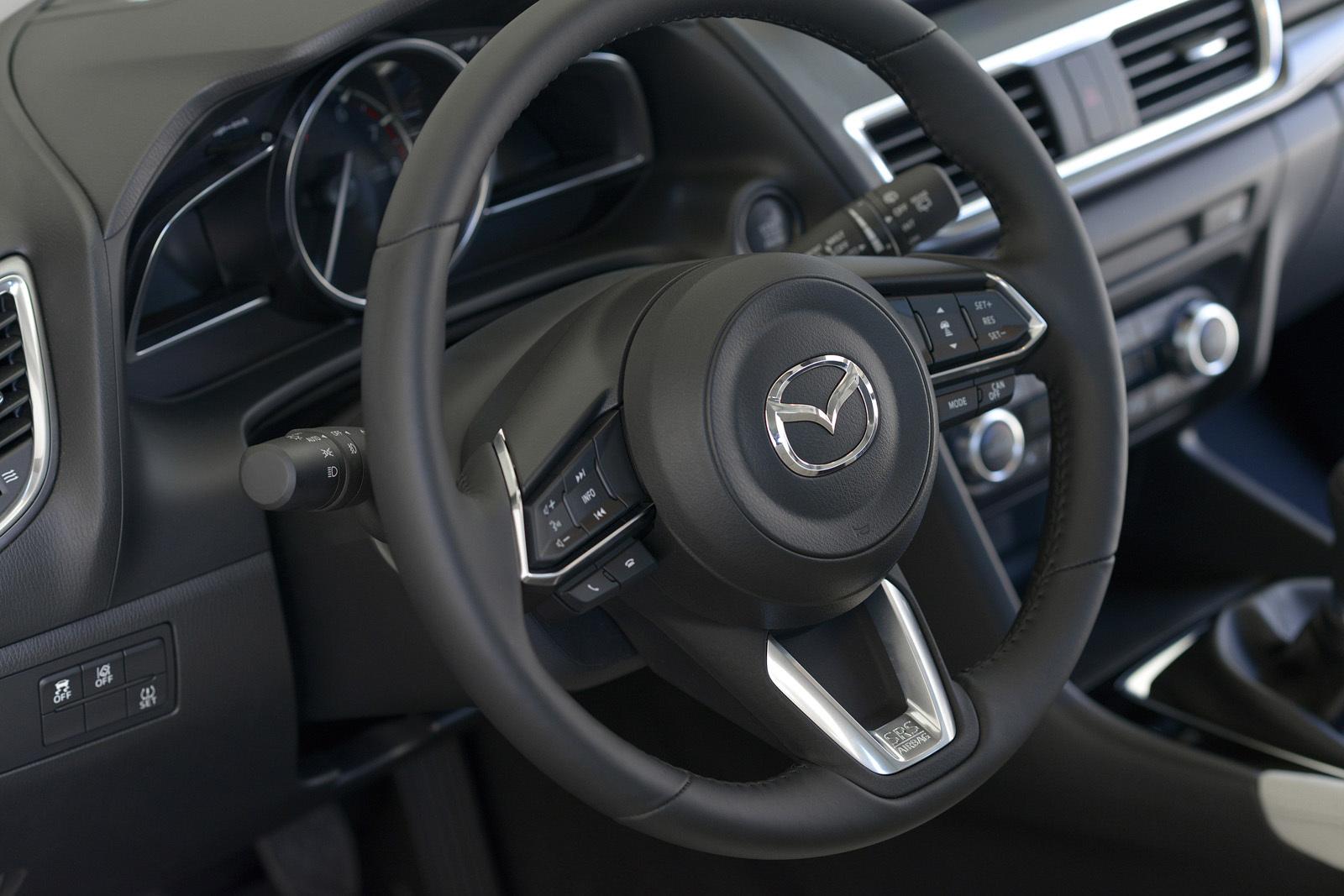 Foto de Mazda3 2017 (23/31)