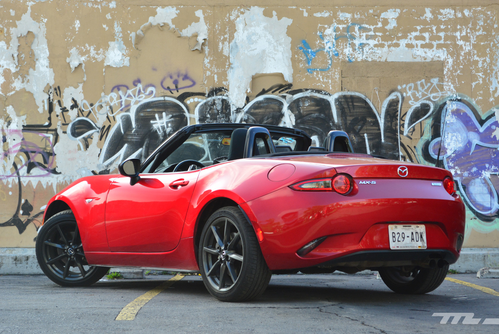 Foto de Mazda MX-5 (Prueba) (5/16)