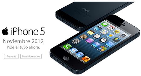 iPhone 5 en México, precios con Iusacell