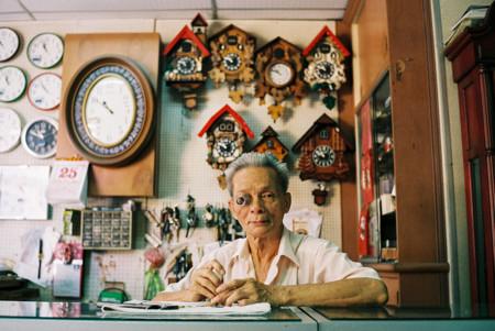Yeow Chin Liang retrata a través de su cámara diferentes oficios de Malasia y sus profesionales