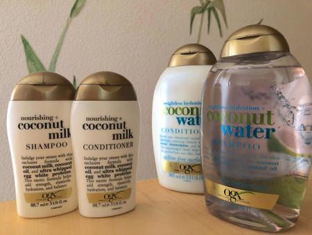 Hemos probado este champú de OGX con olor a coco y flipamos con lo desenredado que nos deja el pelo