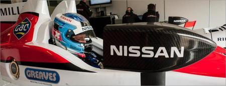 Lúcas Ordóñez volverá a las 24 horas de Le Mans en 2013