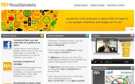 Hacia dónde va el Social Media según los profesionales: Genís Roca (Roca Salvatella)