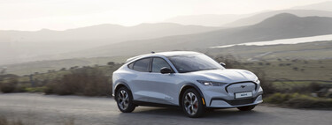 Probamos el Ford Mustang Mach-E: un SUV eléctrico de 351 CV capaz de reinterpretar el placer de conducir el Mustang de siempre