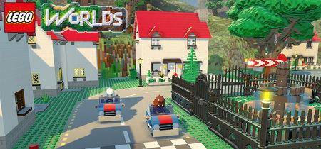 LEGO Worlds llegará a la Xbox One y la PS 4 el próximo 24 de febrero