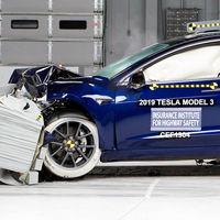 El Tesla Model 3 se une al Audi e-tron como coche eléctrico más seguro en EEUU